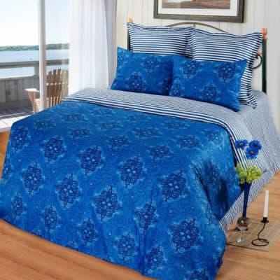 постельное сатиновое белье арт дизайн